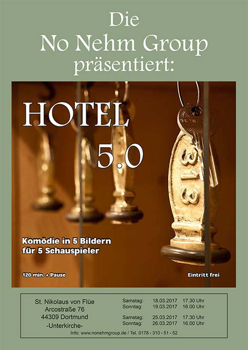 NoNehmGroup - Hotel 5.0
